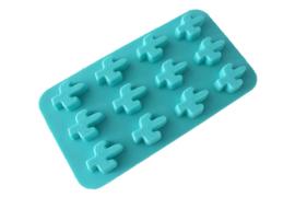 rubber mold - cacti - ZMR050