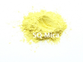 SQ Mica - Lemon Yellow - KNM009