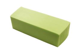 Glycerinezeep - Candy Crush - Groen pastel - 1,2 kg - GLY271