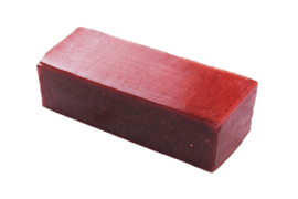 Glycerin soap - Red-Brown Satin - 1,2 kg - GLY262 - pearlescent