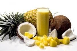 Geur / aroma olie voor lipbalsem - Pina Colada - GOL303