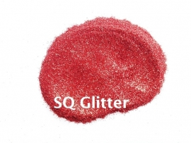 SQ Glitter (cosmetic) - Red - CG011