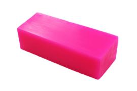 Glycerin soap - Fruitmix - Fluo Pink - 1,2 kg - GLY251