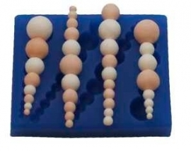 - SALE - First Impressions - Mold - Beads - pearls - DR101