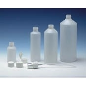 Bottle - HDPE - semi transparent - FKD08