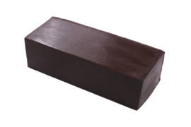 Glycerin soap - Chocolate (dark) - 1,2 kg - GLY254