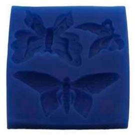 - AANBIEDING - First Impressions - Mal - Dieren Set - vlinder 1 - A102