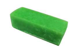Glycerin soap - Apple Green - 1,2 kg - GLY229 - pearlescent