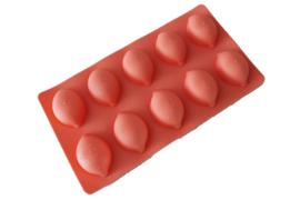 rubber mold - lemons - ZMR049