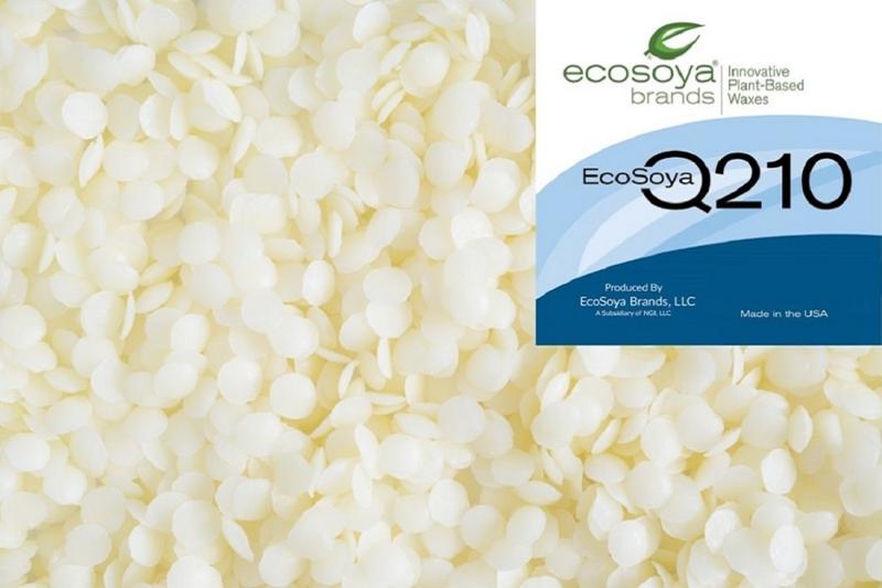 Soja Was - EcoSoya - korrels - Q210 (cosmetisch) - OBW059
