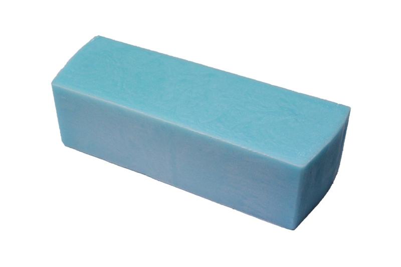 Glycerinezeep - Baby blauw - 1,2 kg - GLY205