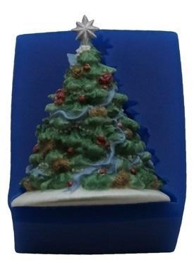 - AANBIEDING -  First Impressions - Mal  - Kerstmis - kerstboom groot - SE237