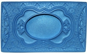- AANBIEDING -  First Impressions - Mal  - Plaques - Plaque 6 - PL115