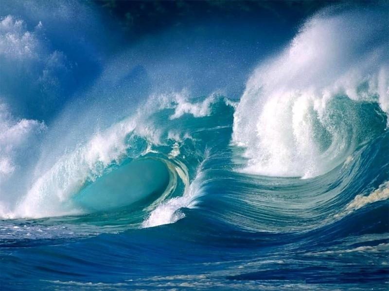 Geurolie voor cosmetica / zeep / melts - Oceaan Atlantic - GOF337