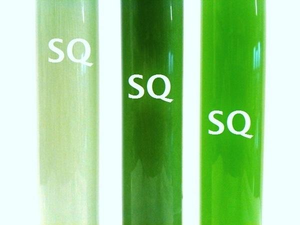 Cosmetische kleurstof - pigmentoplossing - groen - KCP05