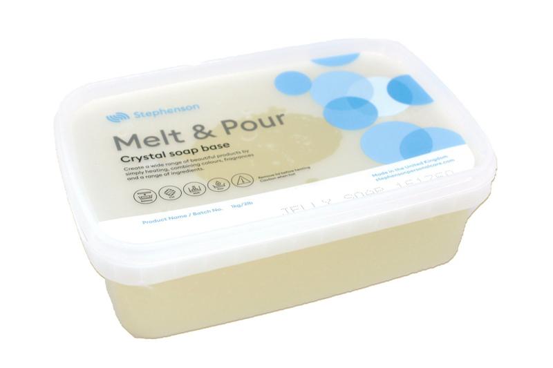 Jelly zeep - Jelly soap - Crystal JS - GGB14