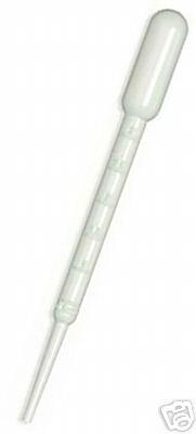 pipet - klein - 3 ml - MEM06