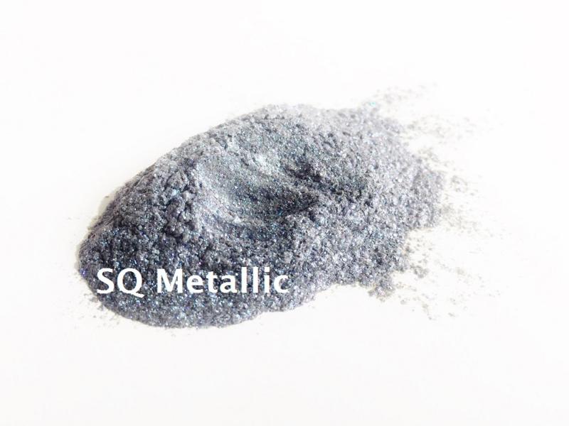 SQ Mica - Metallic Blauw - KNM063