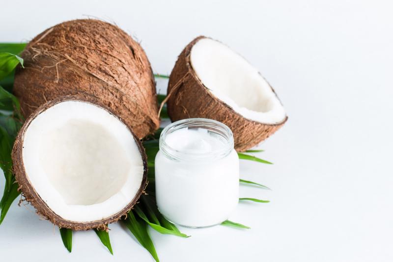 - NIEUW - Kokosnoot boter / olie - Gehydrogeneerd - OBW070
