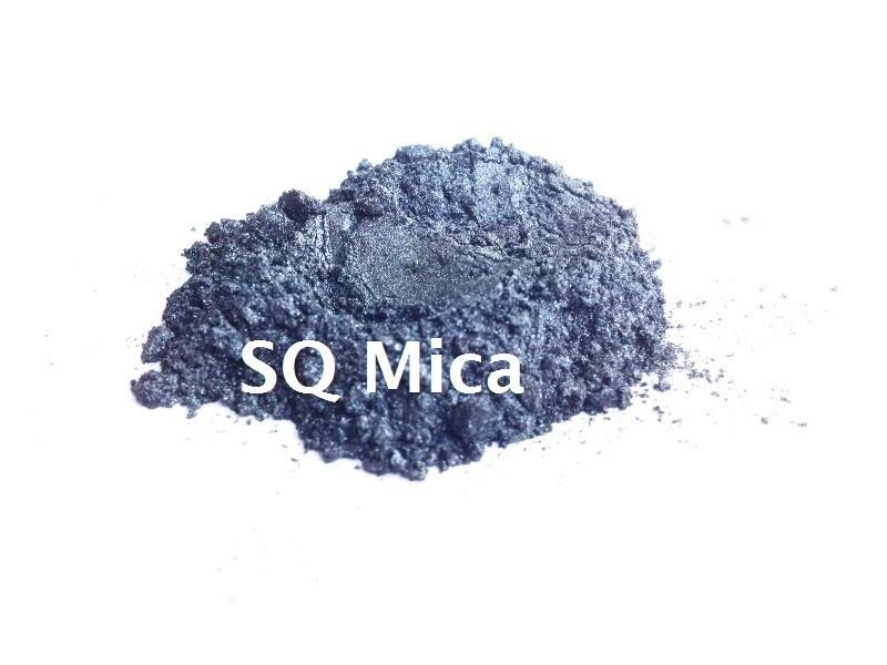 SQ Mica - Silver Black - KNM040