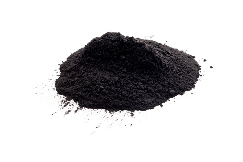 - NIEUW - Actieve Koolstof - poeder (foodgrade) - OGR24