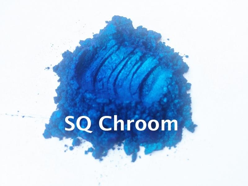 SQ Multi Chroom - Violet / Blauw - KNM058