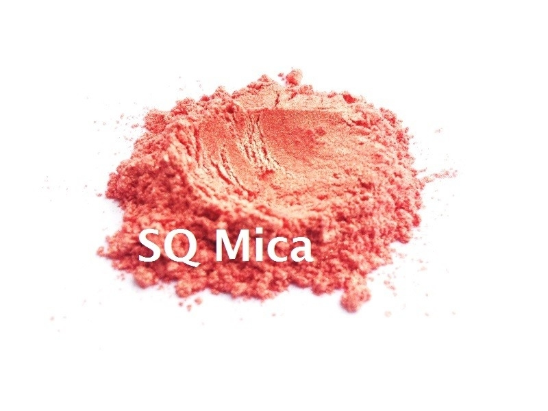 SQ Mica - Roze-Goud pastel- KNM046