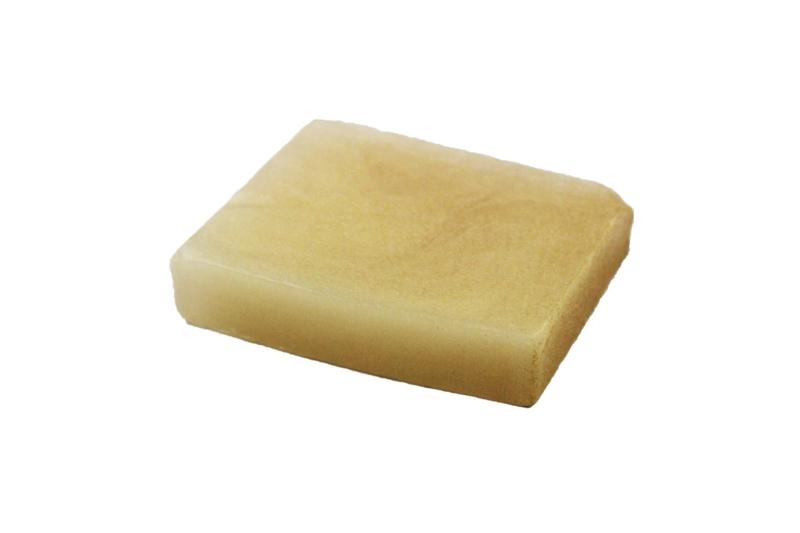 Glycerinezeep - Parel Goud  - parelmoer - 100 gram - GLY132