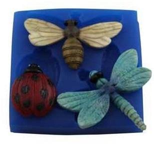 - AANBIEDING - First Impressions - Mal - Dieren Set - insecten groot - A249