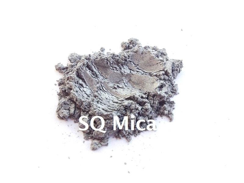 SQ Mica - Zilver Grijs - KNM039