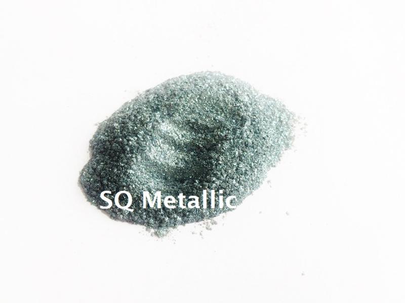 SQ Mica - Metallic Groen - KNM064