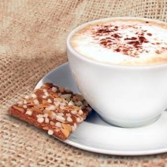 Geur / aroma olie voor lipbalsem - Cappuccino - GOA050