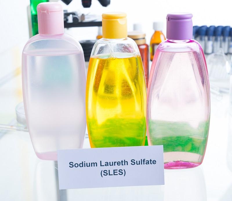 Sodium Laureth Sulphate - SLES - UNGEROL N 2-28 - OVL17