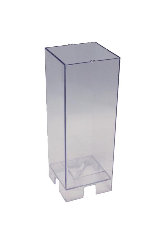 - NIEUW - Gietvorm voor kaars - vierkant - 60  x 160 mm - KGM604
