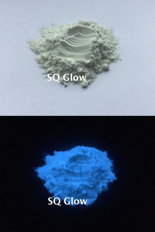 SQ Glow - Kleur pigment - Strontium aluminate - Blauw - KOC066
