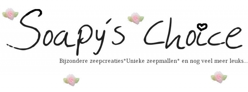 -     Soapy`s choice - Ondernemer van de maand