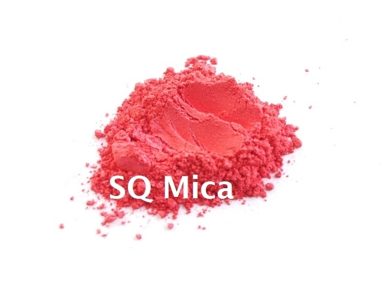 SQ Mica - Rood Roze - KNM044
