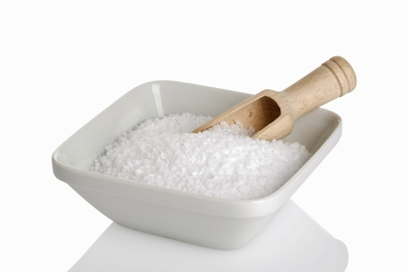 Bath salts - Sea salt - fine grain - ZOU07