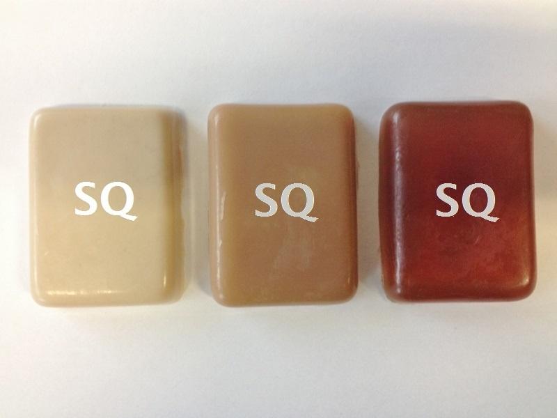 Cosmetische kleurstof - waterbasis - bruin - licht / caramel - KCW16