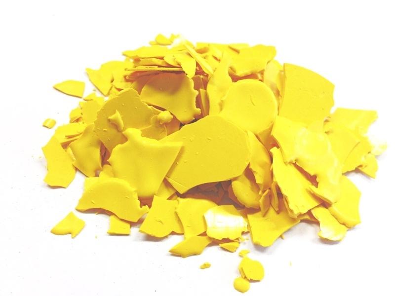 Kleurstof voor kaarsen en melts - geel - KK04
