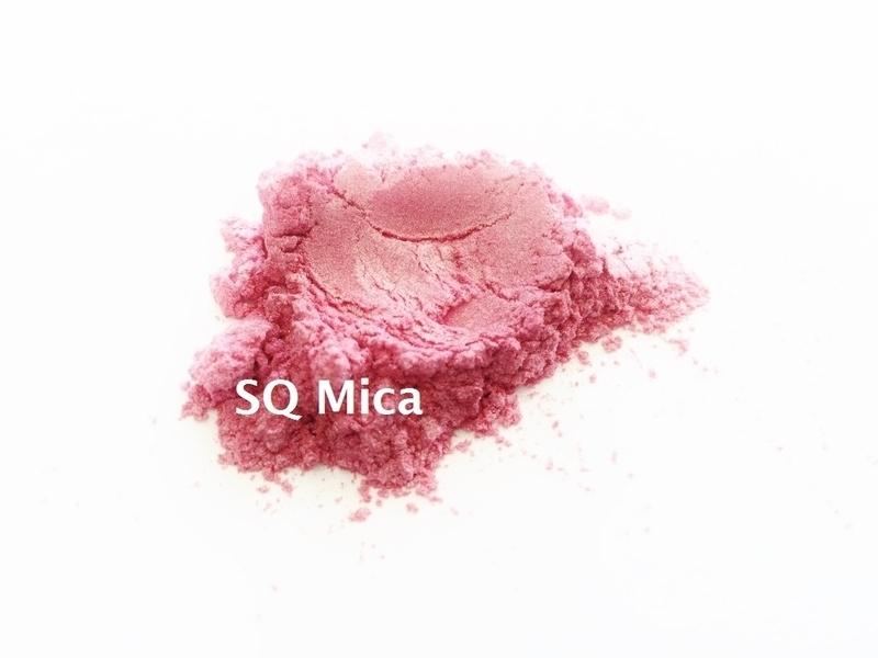 SQ Mica - Licht Roze - KNM053
