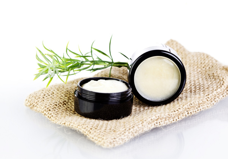 Lip balm base - 100% natural - OBW012