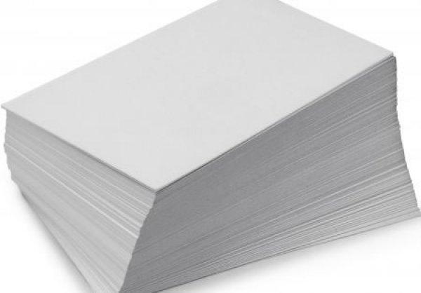 Water oplosbaar papier - A4 formaat - COMBINATIE MET ZEEP - MAX 2 VELLEN / KG ZEEP
