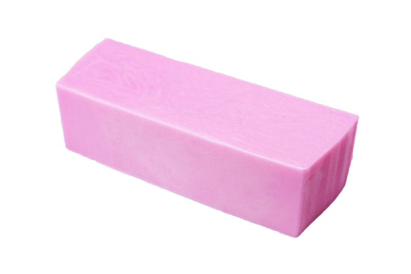 Glycerinezeep - Baby roze - 1,2 kg - GLY207