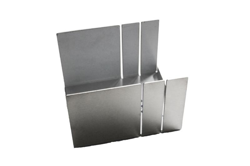 geleider - roestvrij staal - ZEZ05