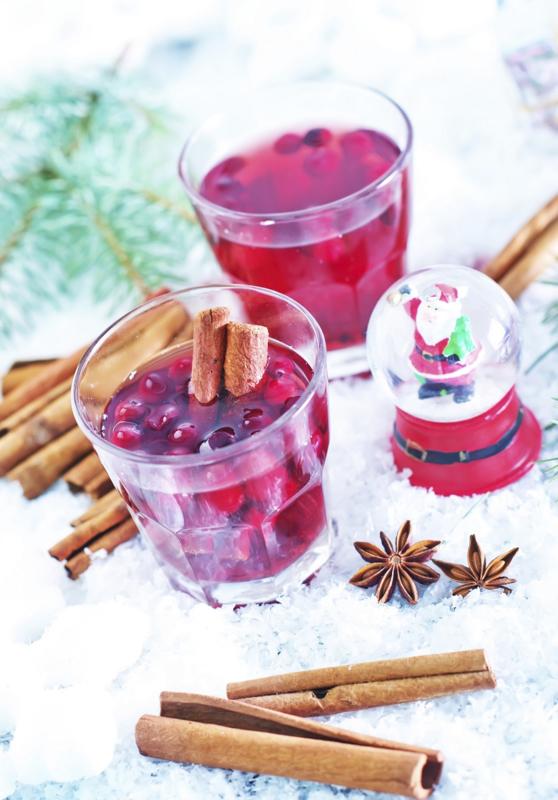 Geurolie voor cosmetica / gietzeep - Kerstgeur - Pot Pourri Winter - GOG230