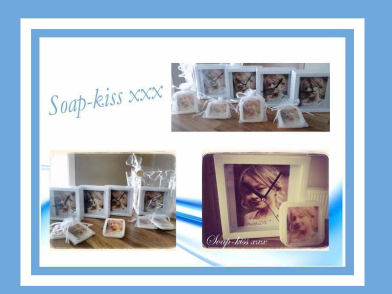 030. Nathalie van Soap-kiss xxx - Foto in Zeep
