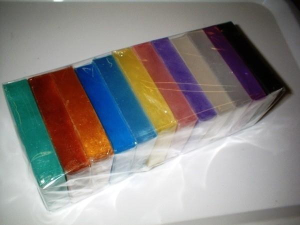 Glycerinezeep - Parelmoerpakket (12 x 100 gram) - GLY243