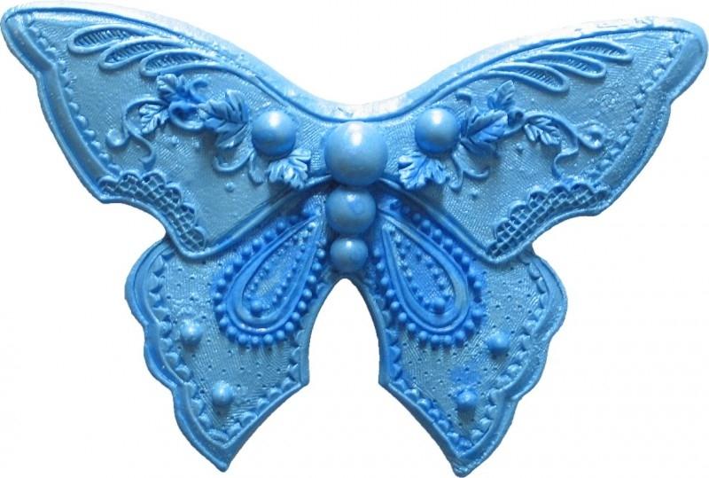 - AANBIEDING - First Impressions - Mal - Dieren - vlinder - A255