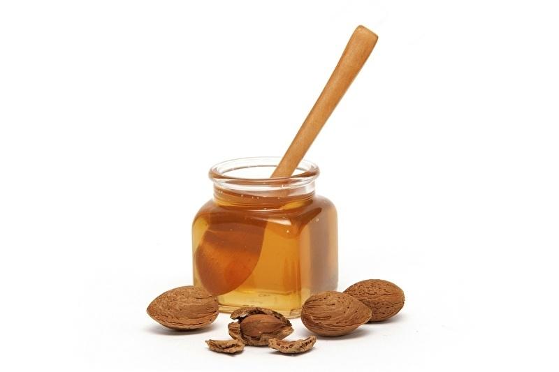 Geurolie voor cosmetica / gietzeep - Honing & Amandel - GOG100